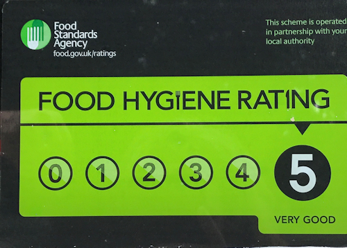 Crown & Anchor Tickton Beverley - Food Rating